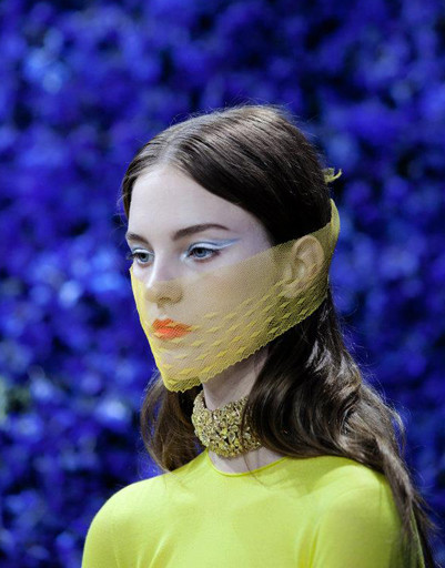 Dior осень-2012