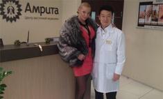 Анастасия Волочкова: «Посещение центра восточной медицины перевернуло мое сознание»