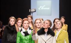 Белорусский шик на Московской Неделе Моды