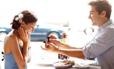 Топ-5 романтичных предложений руки и сердца: она сказала «Да»