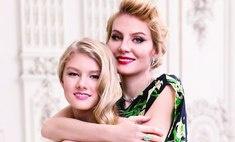 Рената Литвинова снялась в рекламе вместе с дочерью