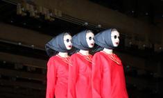 Париж – Тбилиси: коллекция BEssARION осень-зима 2013/14
