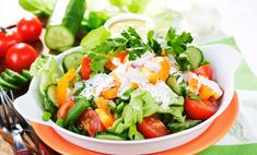 Как вкусно приготовить легкие овощные салаты
