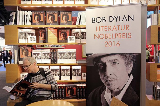 Нобелевская премия Боба Дилана