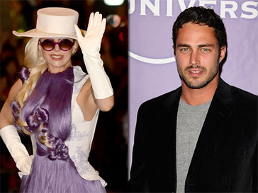 Леди ГаГа (Lady Gaga) и Тейлор Кинни (Taylor Kinney)