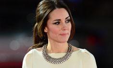 Кейт Миддлтон надела ожерелье за 1,5 тыс. рублей