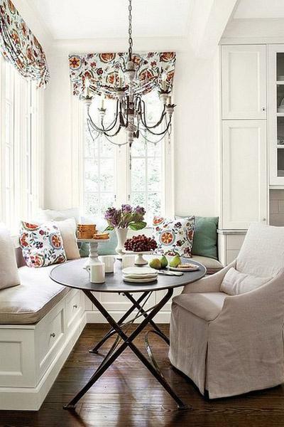 Красивая кухня, интерьер, фото