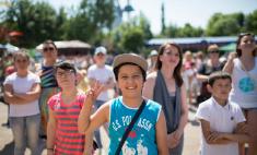 1 июня в Уфе: хоровод, фонтаны и мороженое