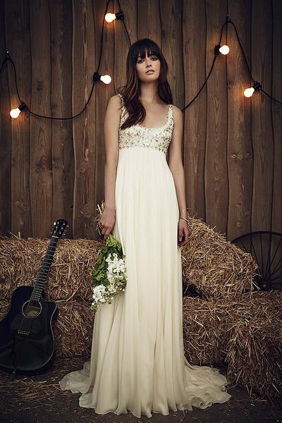 Лучшие коллекции Недели свадебной моды   галерея [6] фото [17]
