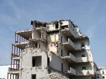 В Петербурге обрушился дом