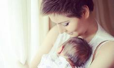 Мария Кожевникова родила сына раньше срока