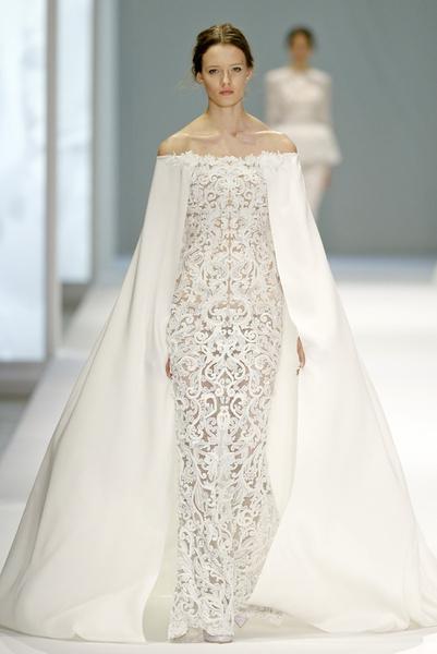 Лучшие свадебные платья из кутюрных коллекций | галерея [3] фото [6]