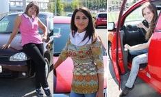 Красотки за рулем: выбери «Автоледи Татарстана»!