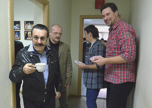 Вилли Токарев в Калуге