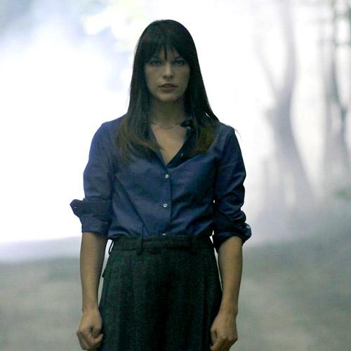 В новый фильм об НЛО Милла Йовович вписалась крайне органично.