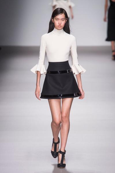 Неделя моды в Лондоне: 22 февраля   галерея [1] фото [10]