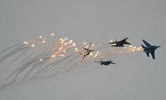 Авиашоу в Новосибирске: самые яркие моменты (фото, видео)
