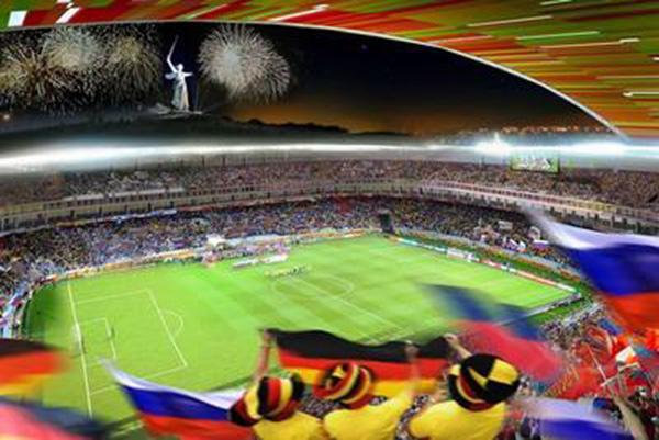 Опубликован проект календаря матчей ЧМ по футболу 2018 года