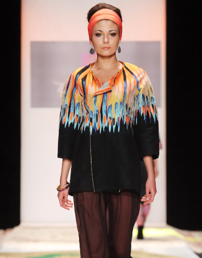 Mercedes-Benz Fashion Week Russia: RUSIKO, осень-зима 2012/13