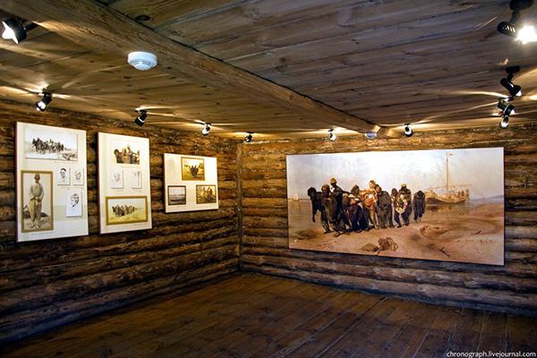 100 интересных мест Самарской области, музей Репина в Ширяево