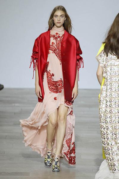 Неделя моды в Лондоне: день четвертый | галерея [1] фото [15]