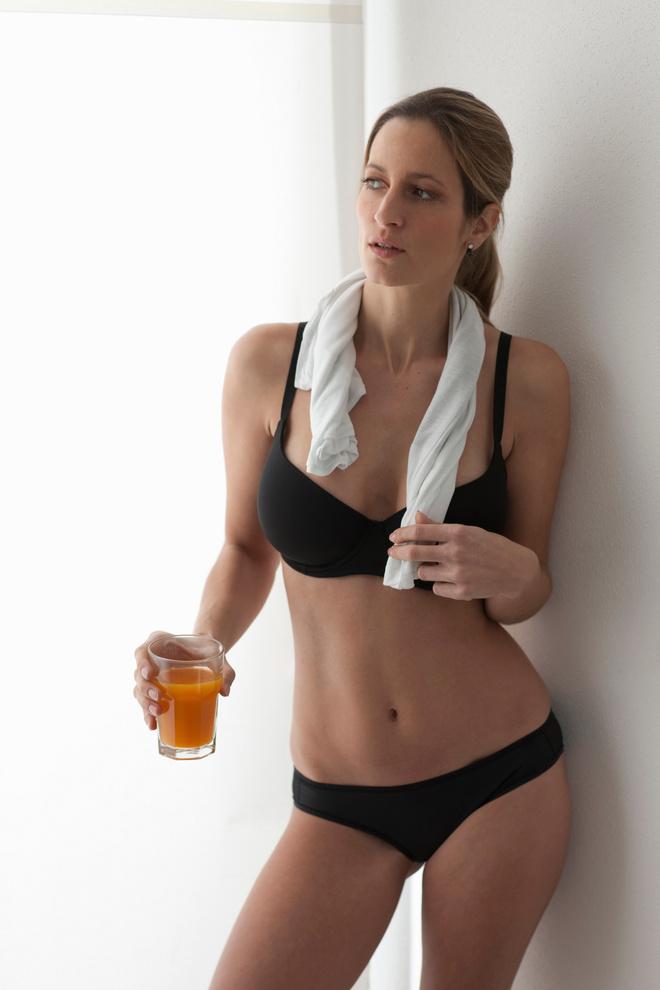 питание после тренировки для женщин
