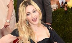Не в себе: Мадонна изменила своему стилю