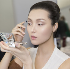 Мастер-класс: макияж с показа Christian Dior Haute Couture 2015