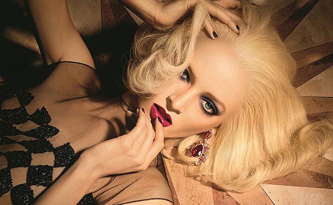 Дарья Строкоус для Dior