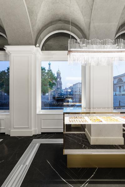 Открылся первый флагманский бутик Amber & Art в Санкт-Петербурге   галерея [1] фото [16]