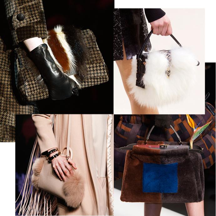Модные сумки осень-зима 2015/2016 фото 2