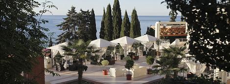 На своем берегу: лучшие отели на Черном море | галерея [7] фото [4]