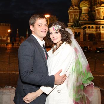 Несмотря на 5-й месяц беременности Наталья выглядела и чувствовала себя превосходно.
