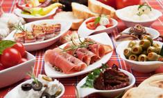 Холодные закуски к праздничному столу гостям на радость