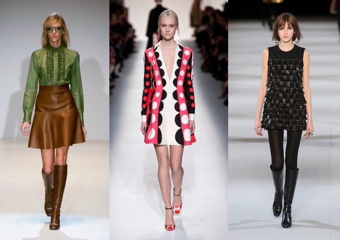 Ориентир: Gucci, Valentino, Saint Laurent