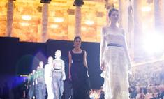 Альберта Ферретти показала коллекцию на ELLE Fashion Days