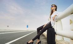 Как носить тунику с лосинами: советы и рекомендации