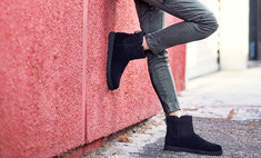 Как носить угги: 7 модных идей