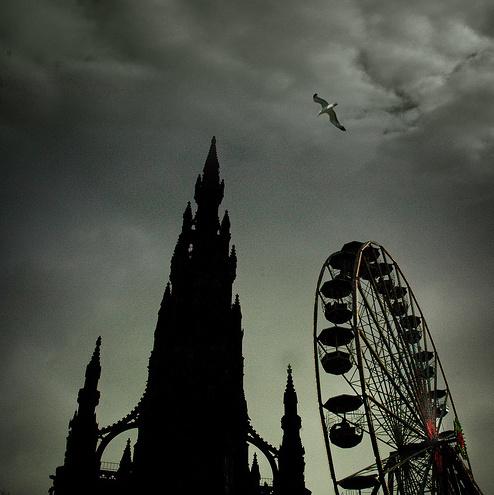 эдинбург достопримечательности