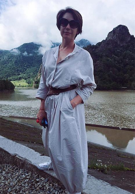 Чулпан Хаматова, актриса, фото
