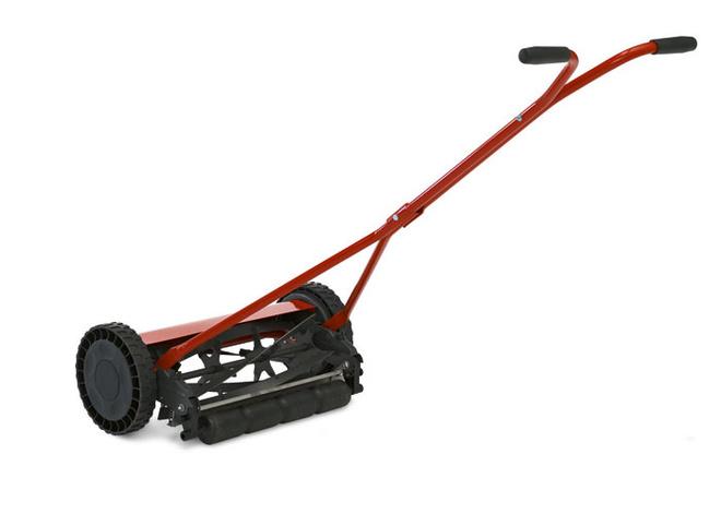 Шпиндельные газонокосилки используются там, где к качеству стрижки газона предъявляются особенно высокие требования.
