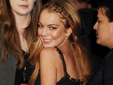 Линдсей Лохан (Lindsay Lohan) вновь ожидает зал суда