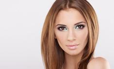 Особенности колорирования темных волос