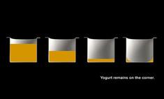 Ложка для йогурта – съесть все до последней капли