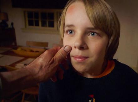 Визит, кадр из фильма