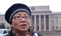 Президентом Киргизии стала женщина
