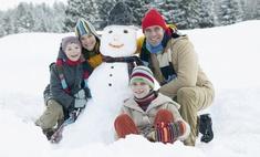 Парад снеговиков пройдет в Казани 8 января при любой погоде