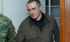 Адвокаты подтвердили факт протеста Ходорковского