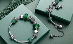 Бренд Pandora посвятил осеннюю коллекцию украшений лесу