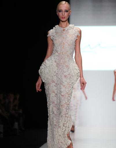Mercedes-Benz Fashion Week Russia: коллекция KAI весна-лето 2013